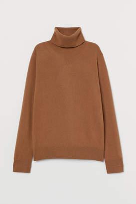 H&M Fine-knit cashmere jumper