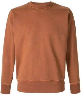 Supreme Overdyed crew neck sweatshirt