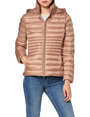 Geox Women's Jaysen Mid-Length Down Jacket Outerwear