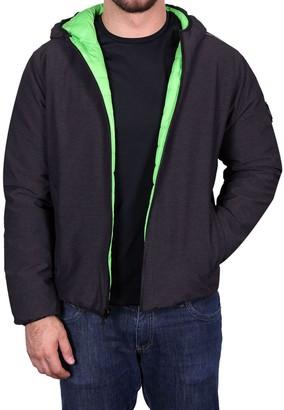 Body Glove Men's Reversible Puffer Jacket