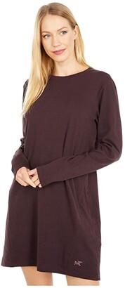 Arc'teryx Sirrus Dress (Cinder Heather) Women's Clothing