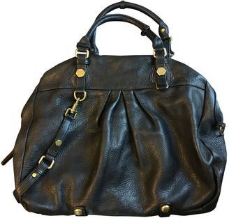 Marc by Marc Jacobs Classic Q Black Leather Handbags