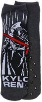 Boys Star Wars Kylo Ren Slipper Socks