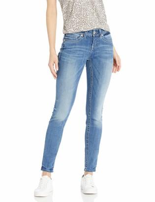 Silver Jeans Women's Suki Midrise Super Skinny Jean