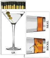 HomArt Matches - Cocktail (Set of 6)