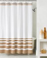 Hotel Collection Gradient Stripe Shower Curtain Bedding