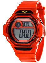 Everlast Red Digital Strap Watch