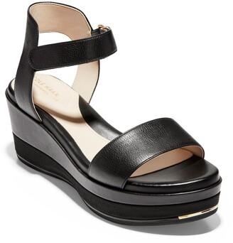 Cole Haan Grand Ambition Platform Wedge Sandal