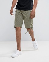 Maharishi M65 Classic Cargo Shorts With Removable Ties