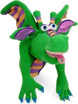 Melissa & Doug Kids Toy, Smoulder the Dragon Puppet