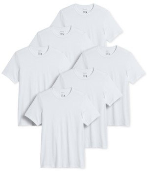 Jockey Men's 6-Pk. Classic Cotton T-Shirts