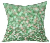 "DENY Designs Throw Pillow Green (20"" x 20"