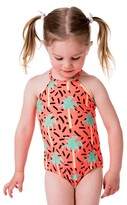 Rip Curl Toddler Girls Miami Palms One Piece