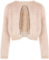Monsoon Sallie Fluffy Cardigan