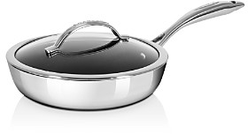 Scanpan HaptIQ 2.75-Quart Covered Saute Pan