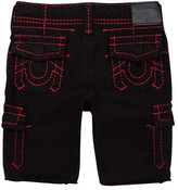 True Religion Big T Short (Toddler & Little Boys)
