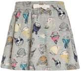 Gap SKORT Mini skirt grey