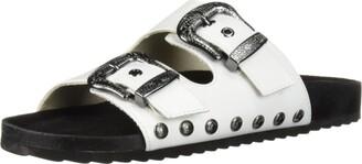 Fergie Fergalicious Women's Louie Slide Sandal