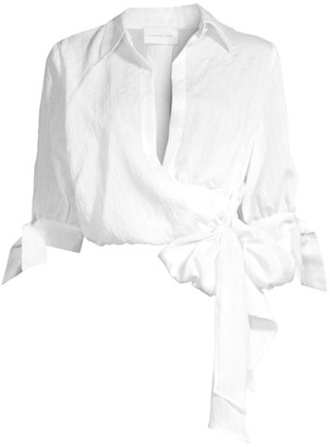 Significant Other Endless Tie-Waist Shirt