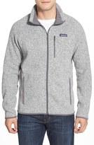 Patagonia Men's 'Better Sweater' Zip Front Jacket