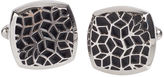 Johnston & Murphy Crackle Cufflinks