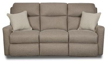 "Southern Motion Metro 83"" Square Arm Reclining Sofa"