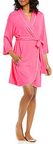 Kate Spade Let's Stay In Bed French Terry Wrap Robe