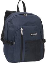 Everest Backpack with Front Mesh Pocket (Set of 2)