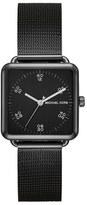 MICHAEL Michael Kors Women's 'Brenner' Square Mesh Strap Watch, 31Mm