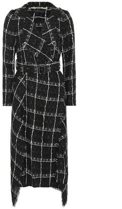 Roland Mouret Kennedy tweed coat