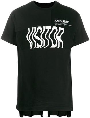 Ambush cape T-shirt