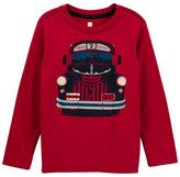Tea Collection Auto Bus Graphic Tee (Toddler, Little Kids, & Big Kids)