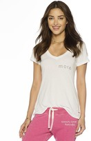 Peace Love World Love More V-Neck Tee