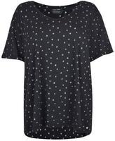 Maison Scotch Star Print T Shirt