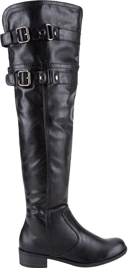 Soda Sunglasses Ride Womens Boots