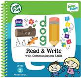 Leapfrog LeapStart Preschool Activity Book: Read & Write And Communication Skills
