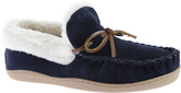 Clarks Women's Gintra Adira Folded Collar Moccasin Slipper