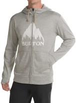 Burton Oak Hoodie - Full Zip (For Men)