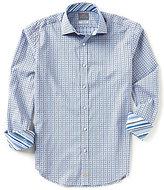 Thomas Dean Checked Shirt