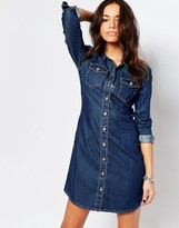 Only Denim Shirt Dress