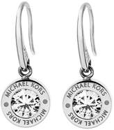 Michael Kors BRILLIANCE Earrings silvercoloured