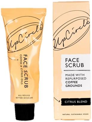 Upcircle Beauty Coffee Face Scrub Citrus Blend 100ml