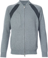 Eleventy zipper sweater - men - Wool/Virgin Wool - S