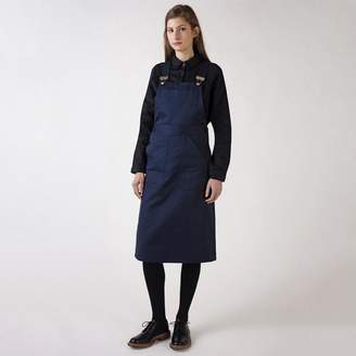 Kate Sheridan Navy Pinafore Dress - M