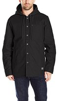 Timberland Men's Gridflex Insulated Hooded Shirt Jacket