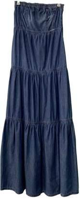 Liu Jo Liu.jo Blue Cotton Skirt for Women