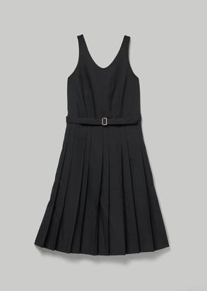 Comme Des Garçons Black Comme des Garcons BLACK Women's Sleeveless Pleated Dress Size XS