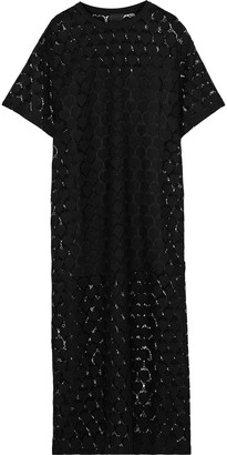 Anna Sui Lace Maxi Dress
