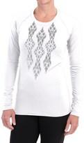 SnowAngel Snow Angel Veluxe Ikat Shirt - Long Sleeve (For Women)