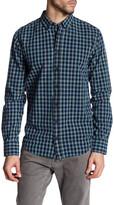 HUGO BOSS Edipo Slim Fit Plaid Shirt